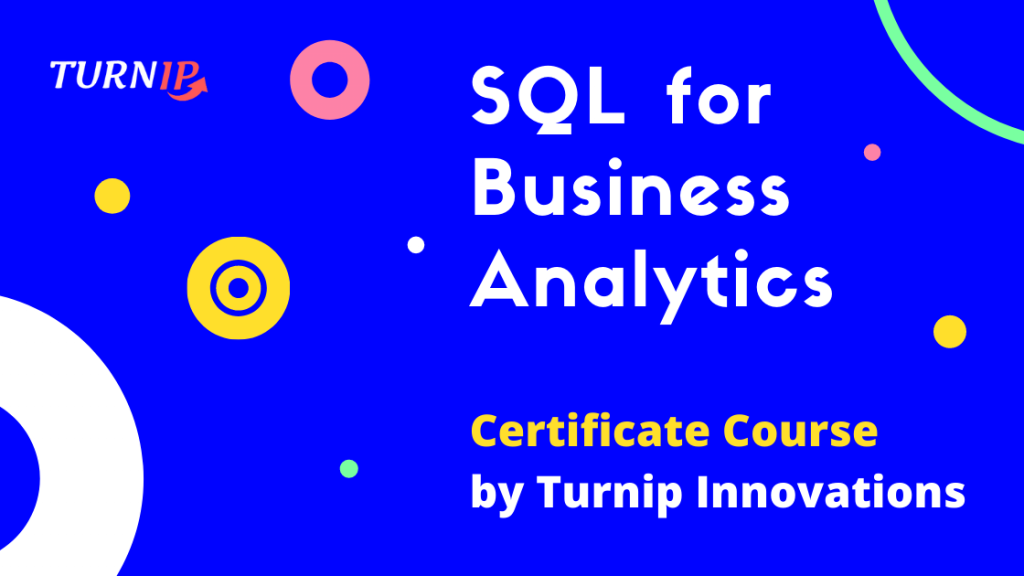 15-Day SQL Course by Turnip
